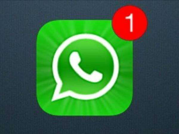 Whatsapp users can delete their sent message after an hour!