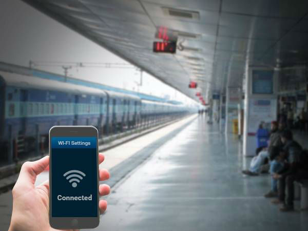 Railway stations, trains to get Wi-Fi