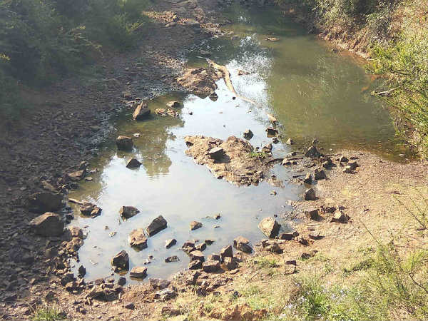 Water Crisis In Madikeri District