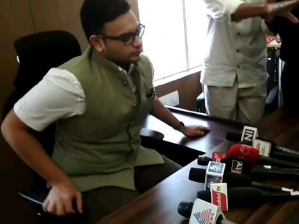 Is Yaduveer Urs joing BJP: he denies the rumours