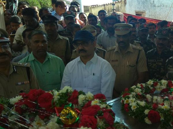 Bidar Commando Dies In Naxal Operation