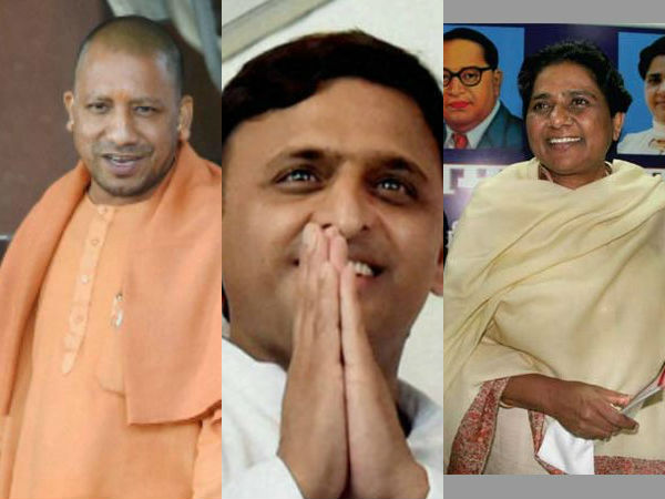 BSP and SP Join Hands to 'Eliminate the Yogi and BJP'