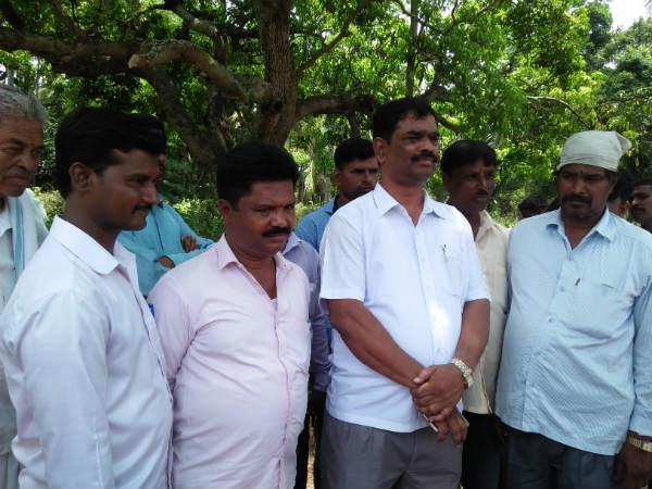 No Ticket For Present Mla Dissent Begins In Kollegal Congress
