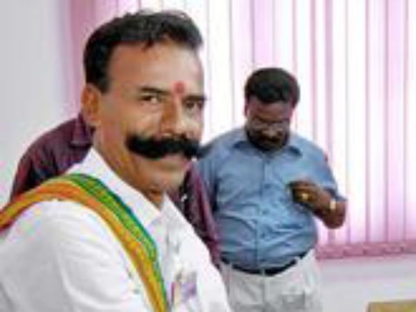 Elections 2018 Election King Dr K Padmarajan Nomination Chamundeshwari