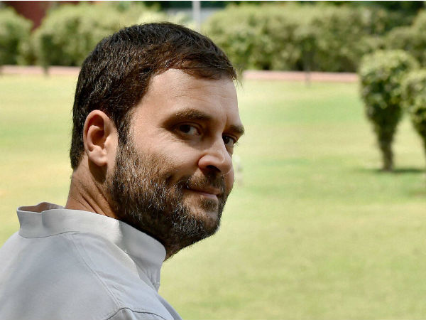 Congress President Rahul Gandhi Trolled In Twitter For His Comment About Modi