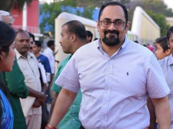 Rajeev Chandrasekhar resigns as Board Director from Republic TV's parent company