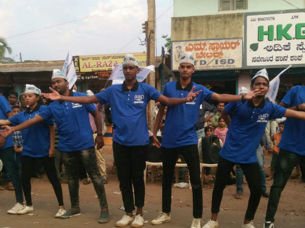 Hubli youths performed in innovative Programs