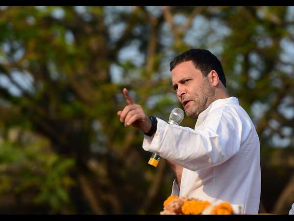 Rahul Gandhi Gives Bizarre Answers To Students In Amethi