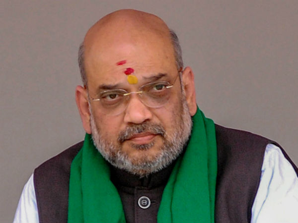 Amit Shah Bombay Karnataka tour re scheduled