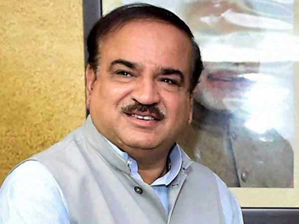 Congress has no right to question Constitution: Ananth Kumar
