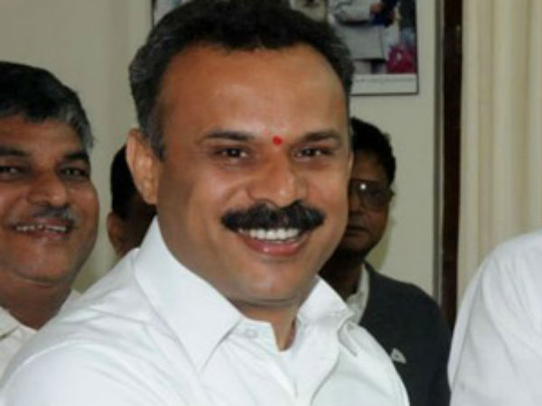 Tumakuru rural MLA B Suresh Gowda number 1 in fund utilisation