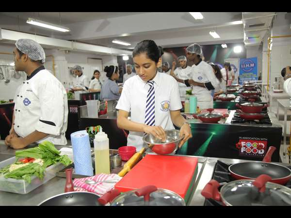 Pratikshma and Zahaan of Bengaluru enters Young chef India mega finals