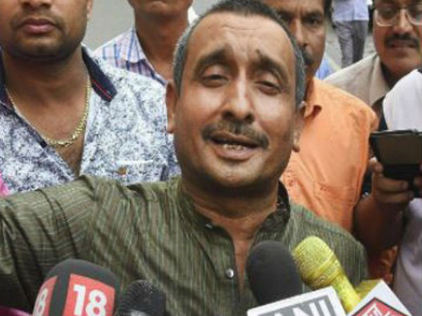 Unnao Rape Bjp Mla Kuldeep Singh Sengar Detained For Questioning
