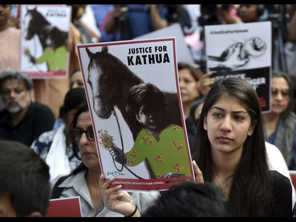 Kathua Rape Murder Case Twitter Statements Demanding Cbi Enquiry In The Case