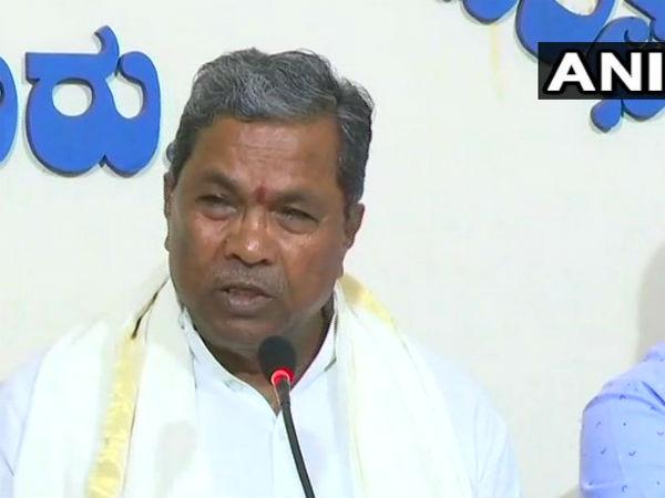 Katnataka Elections Siddaramaiah Holds An Interaction With Journalists In Mysuru