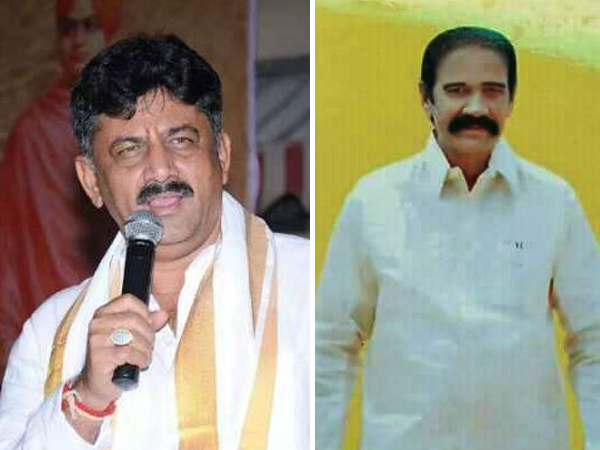BJP MLA Tippeswamy met DK Suresh, may join congress