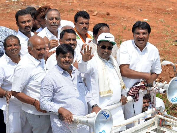 Cm Siddaramaiah Slams On Asaduddin Owaisi For Supporting Jds