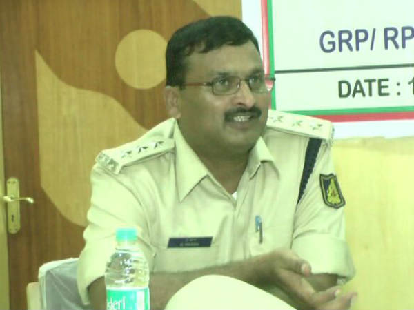 Raichur Dysp Harish Transferred