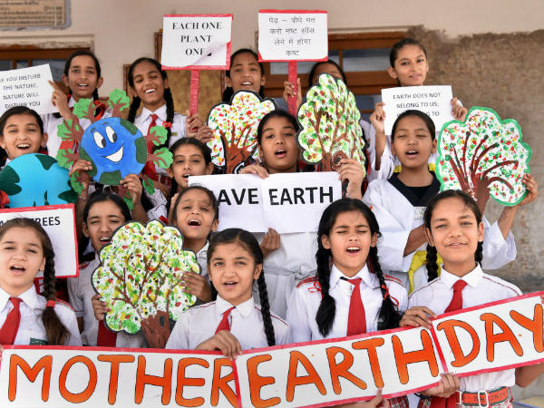 Earth Day Celebration Across The World Twitter Reactions