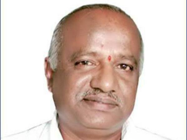 Karnataka Elections Chamundeshwari Bjp Candidate Sr Gopal Rao Profile