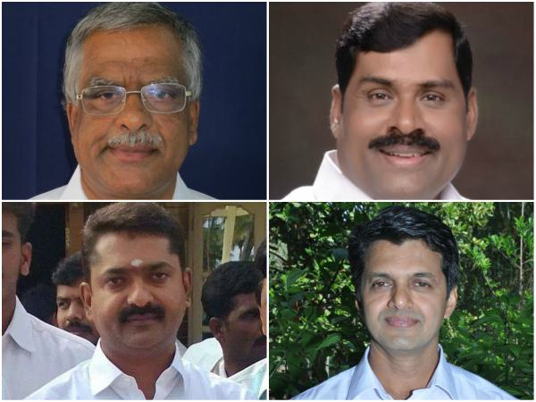 Karnataka Elections Chamarajanagar Bjp Candidates Brief Profile
