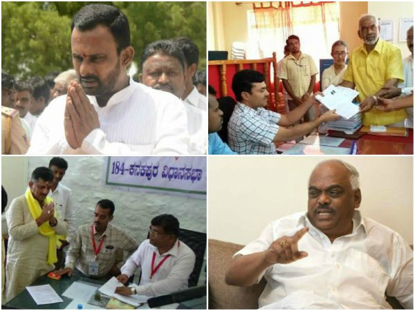 Congressmen Including Several Ministers File Nomination