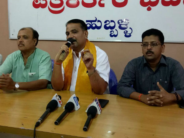 Gopal Kulkarni to contest form Hubballi-Dharwad central