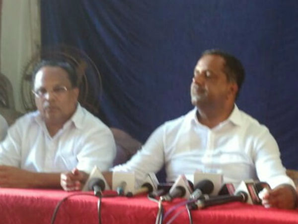 Opposition involved in Negative publicity against me in Mangaluru: UT Khader