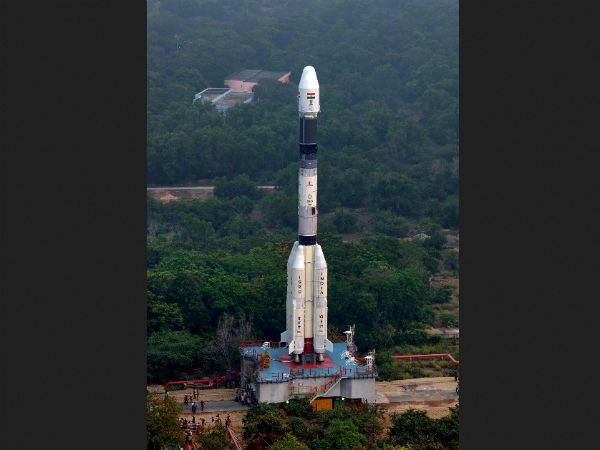ISRO has lost contact with GSAT-6A