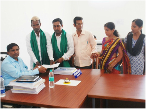Bantwal assembly constituency , JDU candidate files nomination