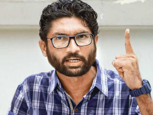 Gujarat MLA Jignesh Mevani detained at Jaipur Airport