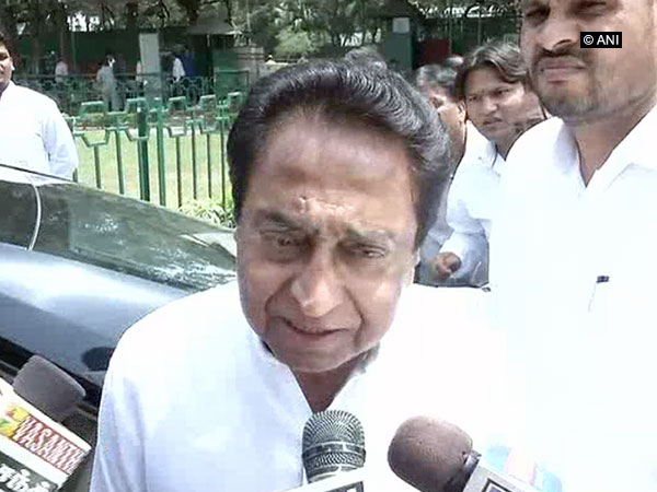 BJP means Balatkar Janata Party says Congress leader Kamal Nath