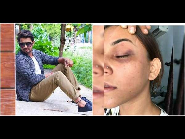 Model Cum Yasmin Pathan Lodges Complaint Against Actor Kiran Raj