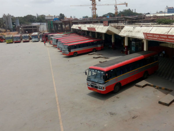 Passengers positive response for buses operation from Peenya