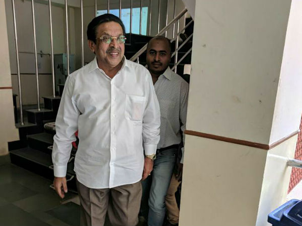 Karnataka elections : MR Seetharam will not contest for elections