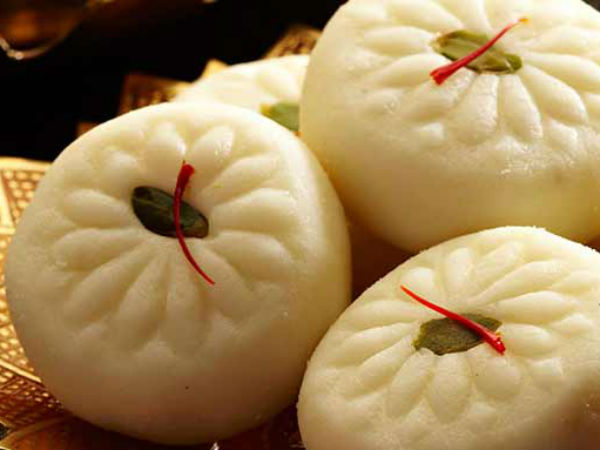 Man suffering from Doodh peda parcel
