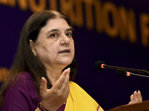 Re-train police officers in various aspects of sexual offences: maneka
