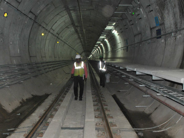 Nagavara-Gottigere metro tunnel lane work will delay