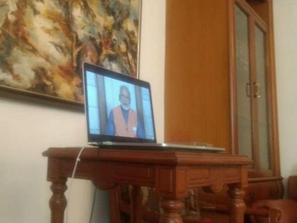 ಬೆಂಗಳೂರು ಅಭಿವೃದ್ಧಿಗೆ ವಿಶೇಷ ಯೋಜನೆ: ಮೋದಿ ಭರವಸೆ