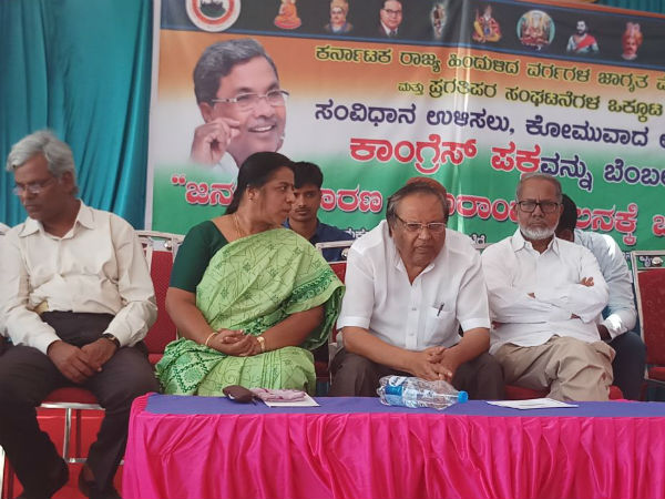 Karnataka Elections: Mukhyamantri Chandru controversial statement against BJP, JDS