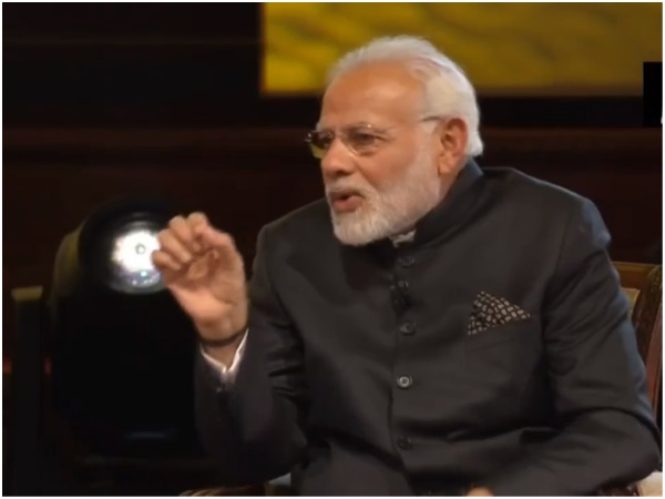 Today The Need Of The Hour Is To Make Development A Mass Movement Modi