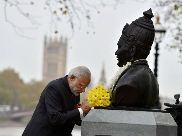Pm Narendra Modi Participate In Basaveshwara Jayanti In London
