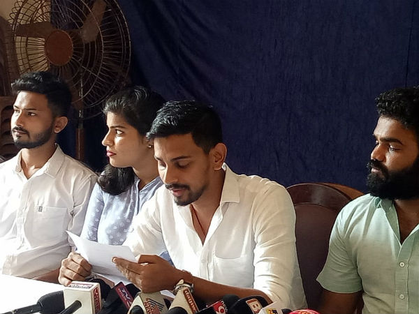 Ticket denial for Mithun Rai: After Youth Congress leaders now NSUI members resigns