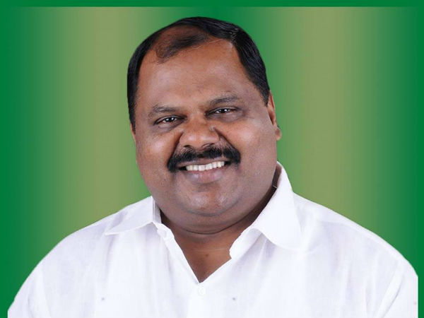 CV Raman Nagar Congress leader P Ramesh joins JDS