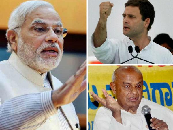 Karnataka Election No Development Talks In Karnataka Assembly Election