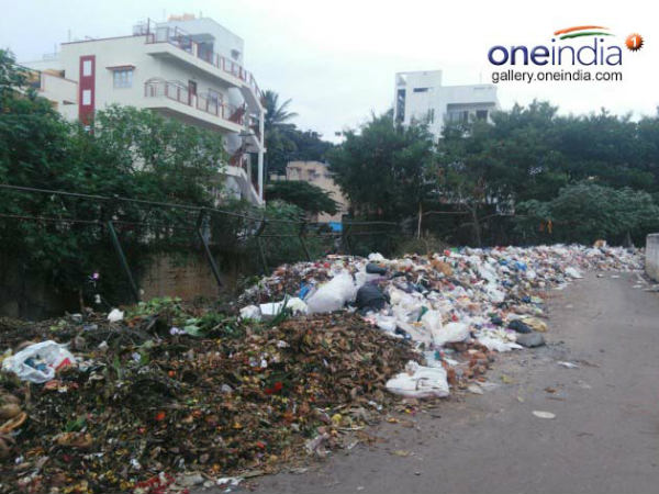 BBMP cries no space for waste treatment plant
