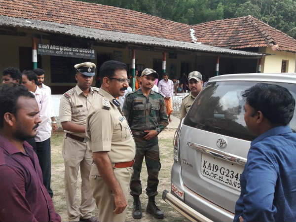 Central Forces To Back District Police During Election In Dakshina Kannada