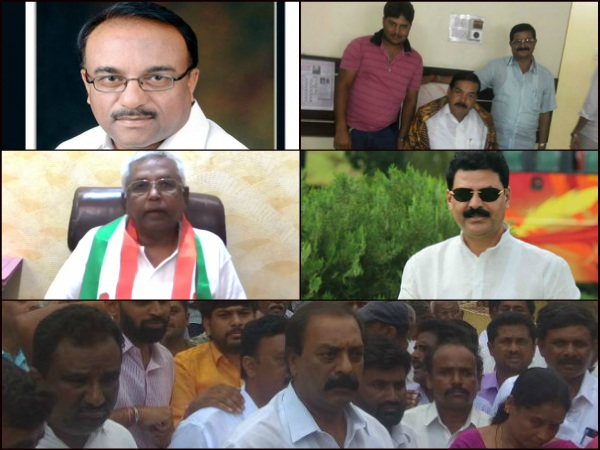 Elections 2018 Karnataka Politicians Who Shed Tears After Denial Of Ticket