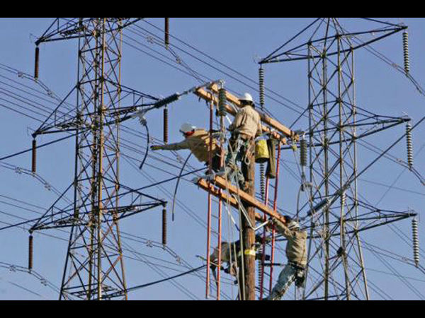 Power supply interruption in city tomorrow