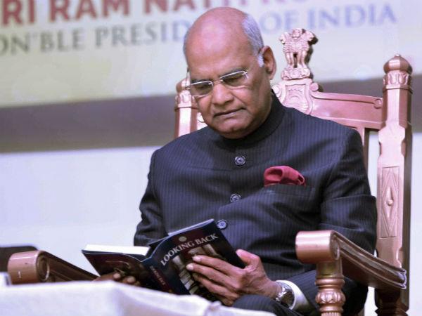 Kathua Incident Is Shameful President Kovind